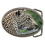 Leopard 2 Belt Buckle