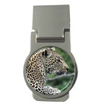 Leopard 2 Money Clip (Round)