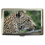 Leopard 2 Cigarette Money Case