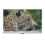Leopard 2 Business Card Holder