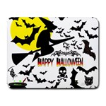 Happy Halloween Collage Small Mouse Pad (Rectangle)