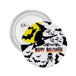 Happy Halloween Collage 2.25  Button