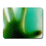 Punk Hand on Fingerprint Fantasy Small Mousepad
