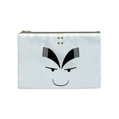 Purvy Monk Cosmetic Bag (medium) by Viewtifuldrew