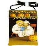 A Thrilling Halloween Shoulder Sling Bag