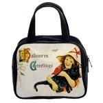 Hallowe en Greetings Classic Handbag (Two Sides)