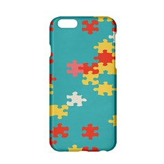 Puzzle Pieces Apple Iphone 6 Hardshell Case