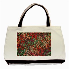 Color Mix Classic Tote Bag (two Sides)