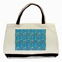 Colorful Squares Pattern Classic Tote Bag