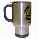 Basic logo Travel Mug (Silver Gray)