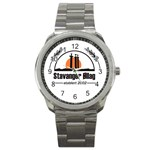 Basic logo Sport Metal Watch