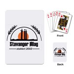 Basic logo Playing Cards Single Design