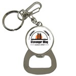 Basic logo Bottle Opener Key Chain