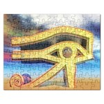 Horus Eye1 Jigsaw Puzzle (Rectangular)