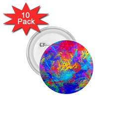 Colour Chaos  1 75  Button (10 Pack) by icarusismartdesigns