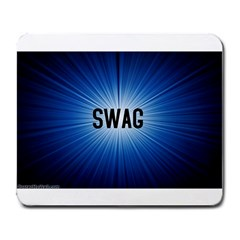Swag Large Mouse Pad (rectangle) by centralcharms1