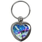 Pure Chaos Key Chain (Heart)