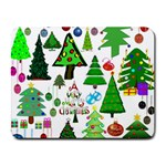 Oh Christmas Tree Small Mouse Pad (Rectangle)