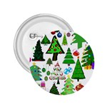 Oh Christmas Tree 2.25  Button
