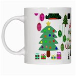 Oh Christmas Tree White Coffee Mug