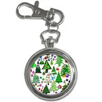 Oh Christmas Tree Key Chain Watch