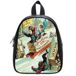 Clear The Track School Bag (Small)