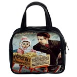 Babbitt s Soap Powder Classic Handbag (Two Sides)