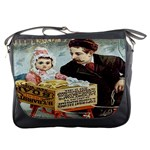 Babbitt s Soap Powder Messenger Bag