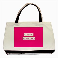 Vaping Kicks Ash Pink  Classic Tote Bag by OCDesignss