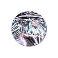 Solar Tide Magnet 3  (round) by icarusismartdesigns