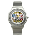 Line Stainless Steel Watch