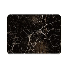 Spider Web Print Grunge Dark Texture Double Sided Flano Blanket (mini) by dflcprints