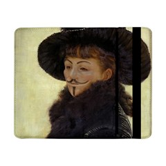 Kathleen Anonymous Ipad Samsung Galaxy Tab Pro 8 4  Flip Case by AnonMart