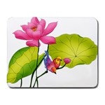 Lillies Small Mousepad