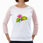 Lillies Girly Raglan