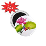 Lillies 1.75  Magnet (10 pack)
