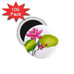 Lillies 1.75  Magnet (100 pack)