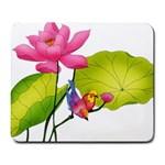 Lillies Large Mousepad