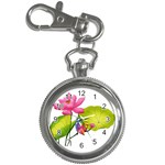Lillies Key Chain Watch