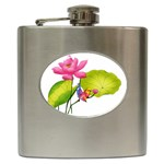 Lillies Hip Flask (6 oz)