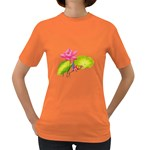 Lillies Women s Dark T-Shirt
