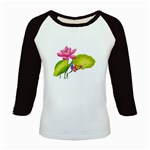 Lillies Kids Baseball Jersey