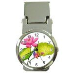 Lillies Money Clip Watch