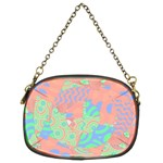 Tropical Summer Fruit Salad Chain Purse (Two Sides)