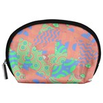Tropical Summer Fruit Salad Accessory Pouch (Large)