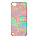 Tropical Summer Fruit Salad Apple iPod Touch 5 Hardshell Case with Stand