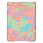 Tropical Summer Fruit Salad Apple iPad Air Hardshell Case