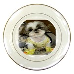 So Ducky Porcelain Plate
