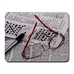 Crossword Genius Small Mouse Pad (Rectangle)
