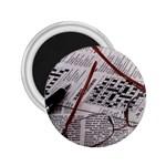 Crossword Genius 2.25  Button Magnet
